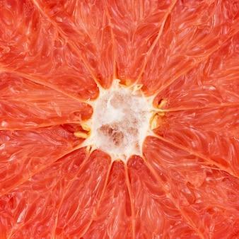 Close-up heerlijke grapefruit