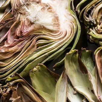 Close-up heerlijke groente