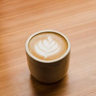 Close-up kopje koffie