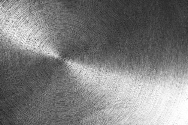 Close-up metallic grijze achtergrond