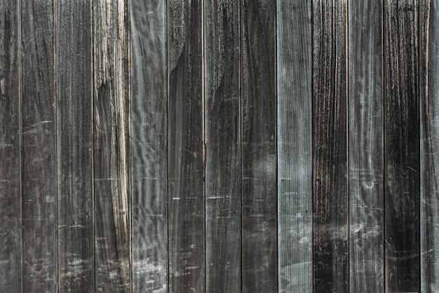 Close-up shot van een donker houten oppervlak