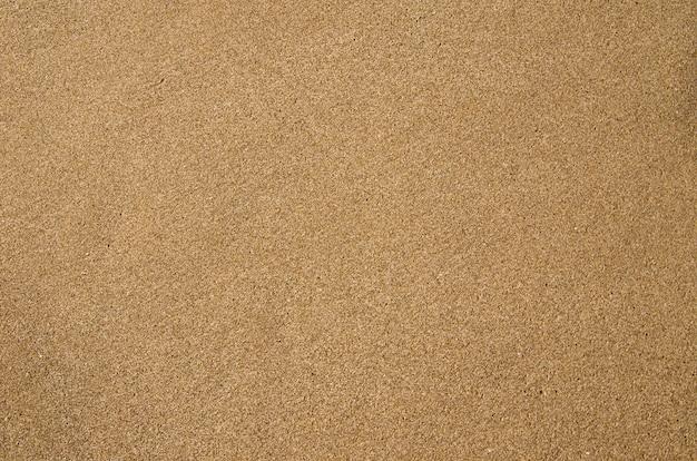 Close-up shot van zand textuur