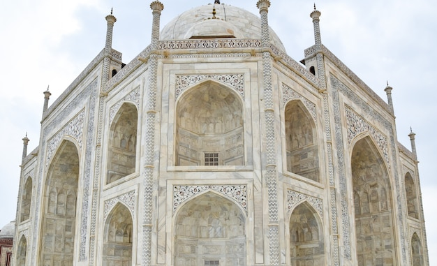 Close-up taj-mahal