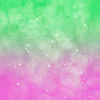 Close-up van abstracte bokehachtergrond