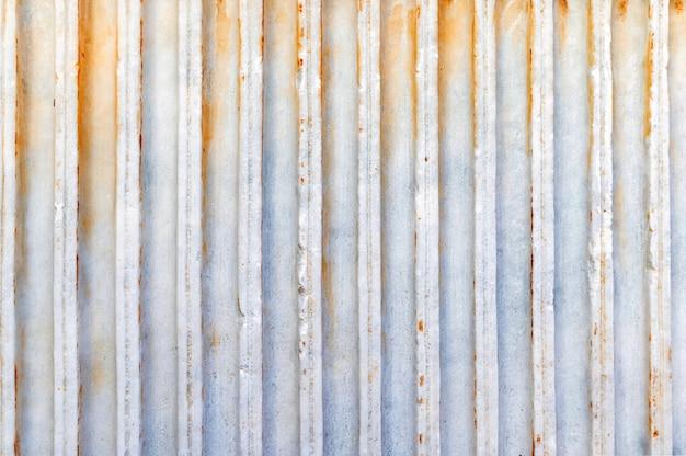 Close-up van abstracte macro textuur van kolom fluting