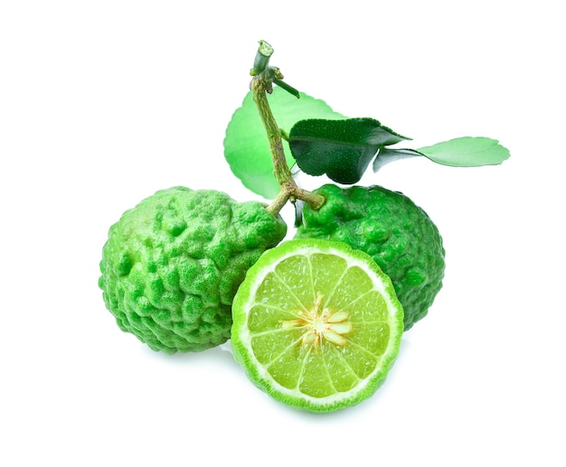 Close-up van bergamot sinaasappelen