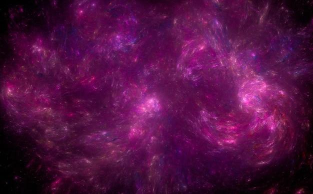 Close-up van de achtergrond van een stergebied