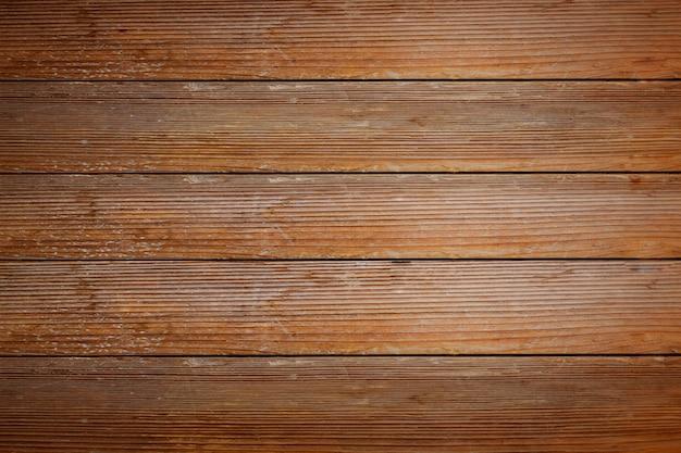 Close-up van de muur gemaakt met planken
