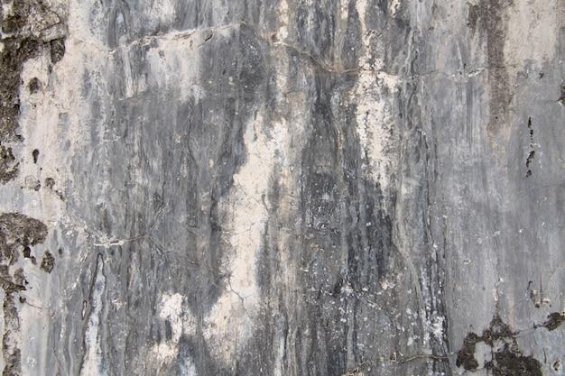 Close-up van de oppervlakte van oude cementmuur, oude textuur van de achtergronden van de behangkleur