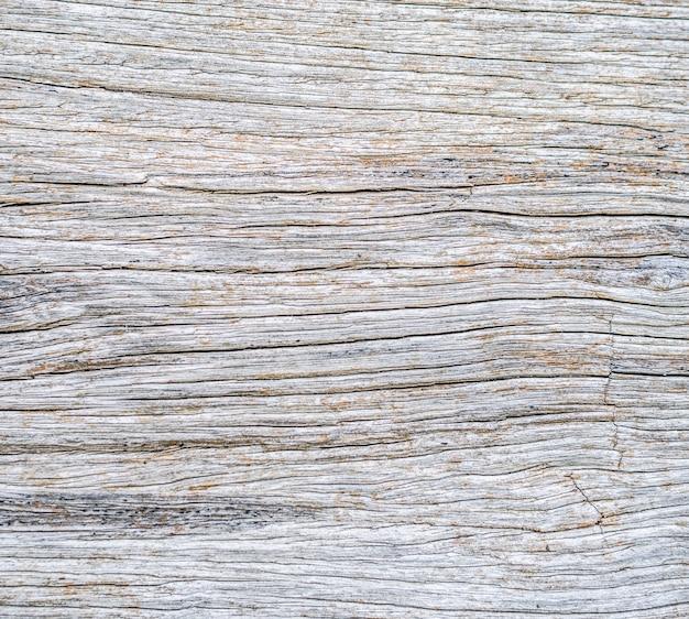 Close-up van dode houten kofferbak natuurlijk textuur oppervlak