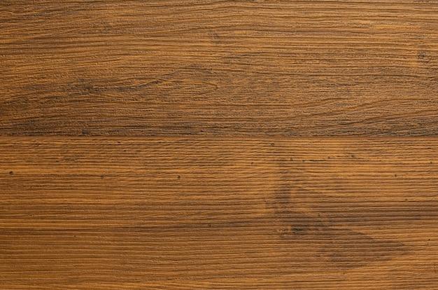 Close-up van donkere kastanje laminaat vloerbedekking
