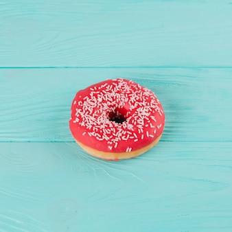 Close-up van een heerlijke donut