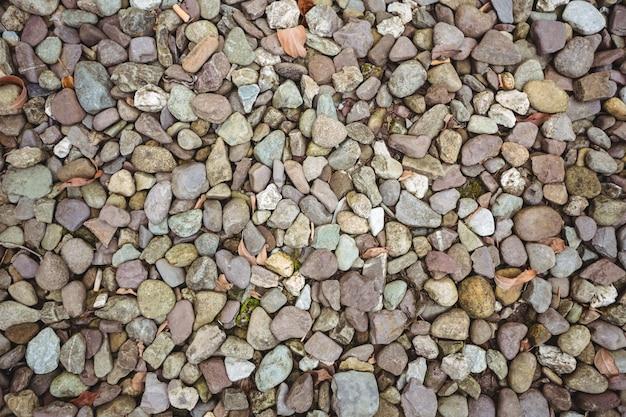 Close-up van grind achtergrond