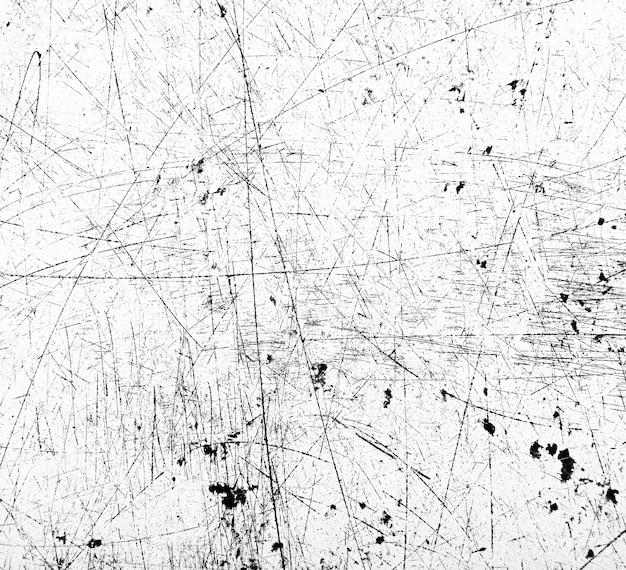 Close-up van grunge abstracte ongelijke achtergrond van vintage verweerde oppervlak met gebreken, vlekken en krassen