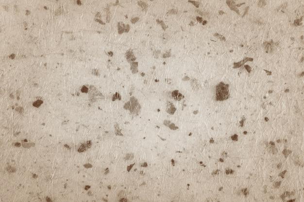 Close-up van handgeschept papier textuur vintage achtergrond met blad.