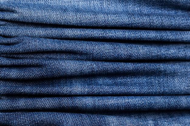 Close-up van jeans