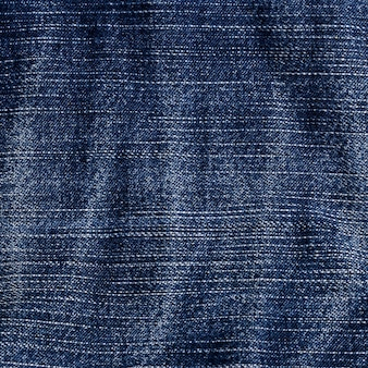 Close-up van jeans