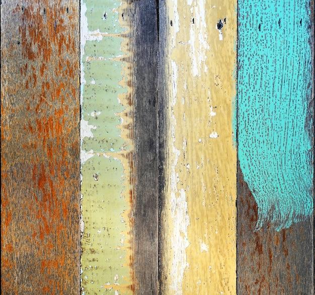 Close-up van kleurrijke houten achtergrond