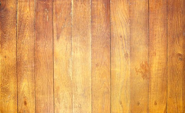 Close-up van muur gemaakt van houten planken