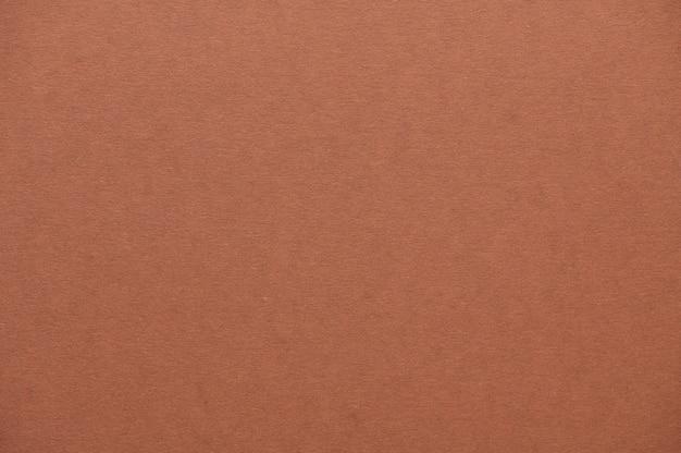 Close-up van naadloze bruine papieren textuur voor achtergrond of kunstwerken