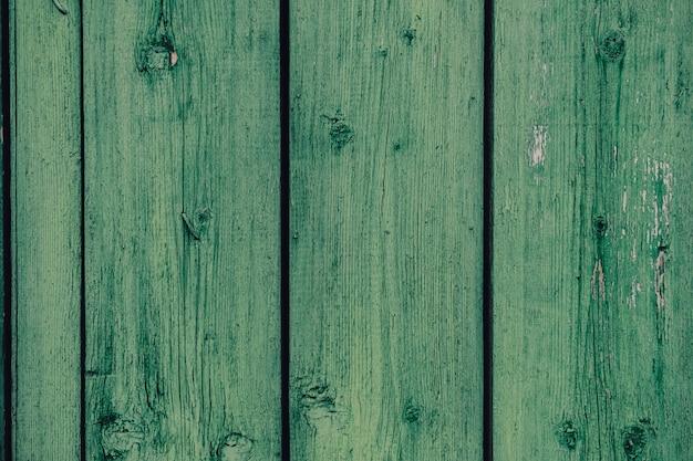 Close up van oude houten planken