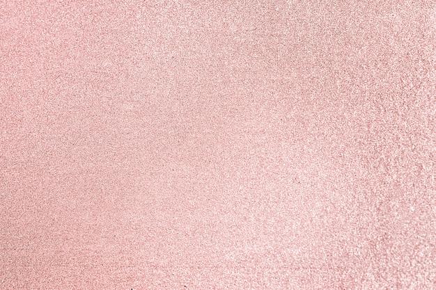 Close up van roze blush glitter getextureerde achtergrond