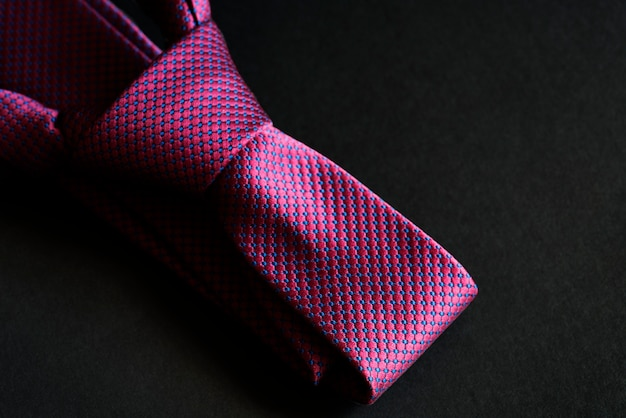 Close-up van stropdas