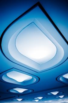 Close-up van verlicht elektrisch licht