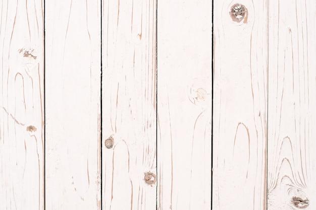 Close-up van witte houten textuur en achtergrond met kopieerruimte