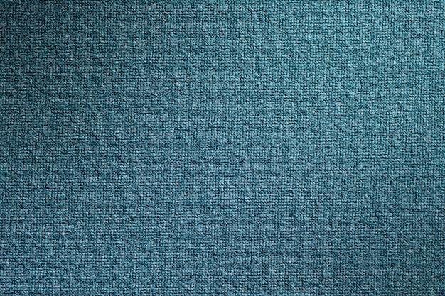 Close-up van wollen stoftextuur