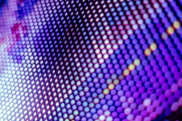 Close-up verloop geleid wazig scherm