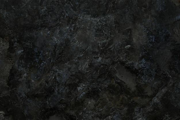 Close-up zwarte steen natuurlijke textuur achtergrond