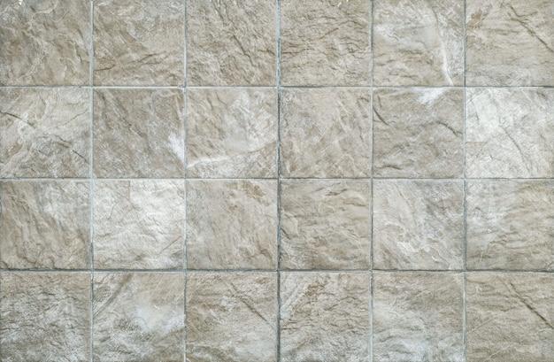 Closeup baksteen patroon op bakstenen stenen muur textuur