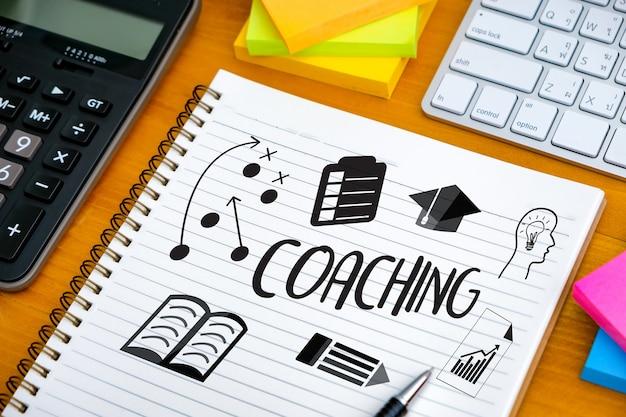 Coaching training planning learning coaching bedrijfsgids instructeur leider