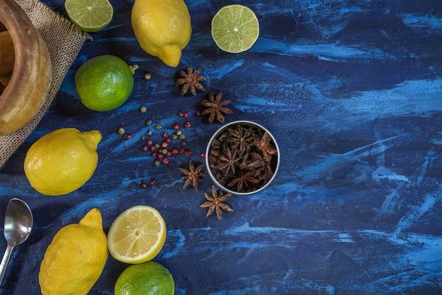 Cocktail ingrediënten