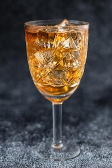 Cocktail limonade ijs citroen sinaasappel citrus smaak trend