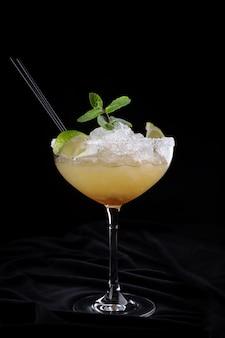 Cocktail margarita close-up