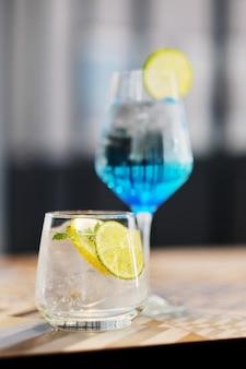 Cocktail met citroen