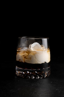 Cocktail wit russisch