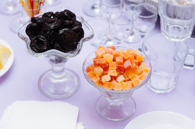 Cocktails met fruit