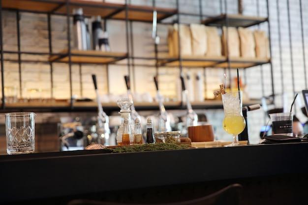 Coffeeshop clubbar