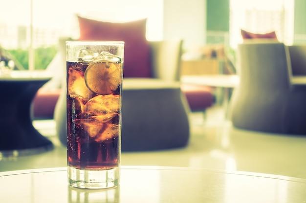 Coke glas