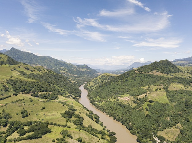 Colombiaanse berg