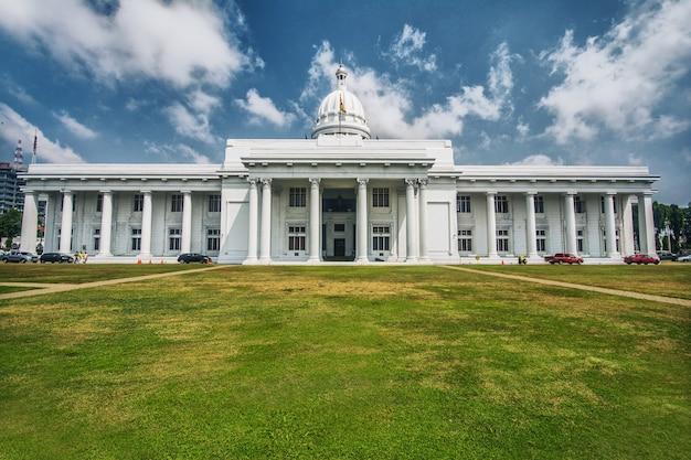 Colombo cit hall in colombo sri lanka