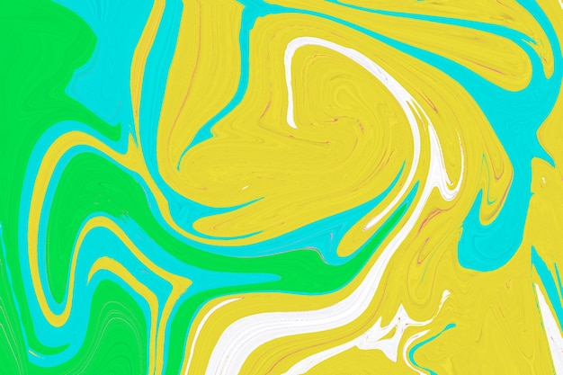 Color dynamic liquid screen-serie abstracte opstelling van een levendige stroom van tinten en gradiënten