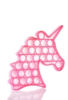 Colplay pop it, fidget toys, push pop bubble fidget sensory toy autisme speciale behoeften silicone stress relief toy.