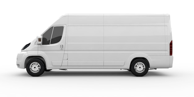 Commerciële bestelwagen