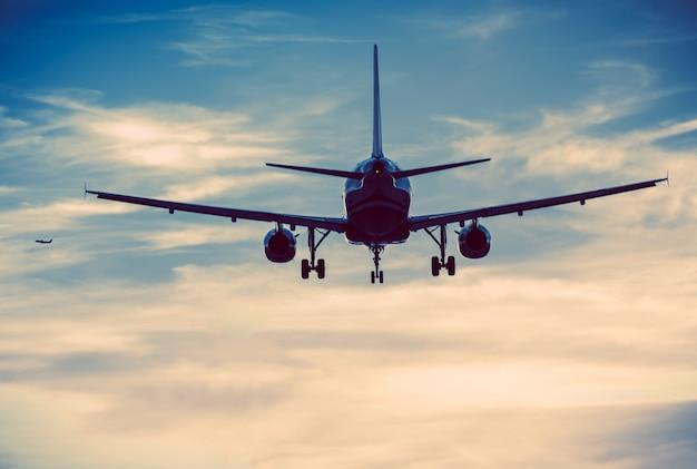 Commerciële vliegtuigen
