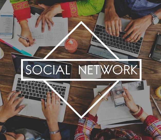Communicatie academic connection social media