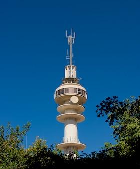 Communicatie toren van cadiz, spanje